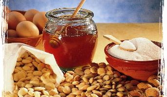 Turrones y Mazapanes- Turrón de frutos secos