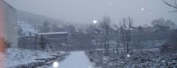 Turrones y Mazapanes- Paisaje nevado