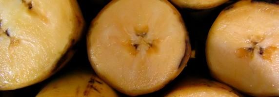 www.turronesymazapanes.com - Pastel de turrón de chocolate y plátano