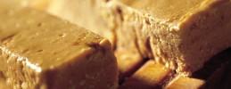 Turrones y Mazapanes - Milhojas de merengue y turrón