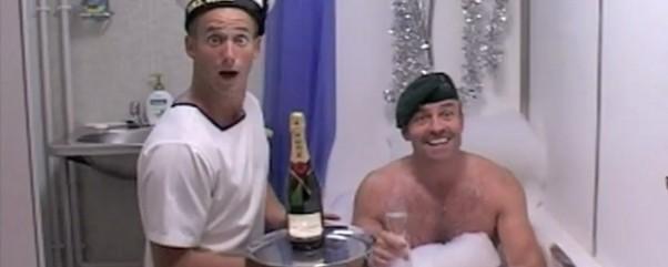 Turrones y Mazapanes - Felicitación Armada Británica